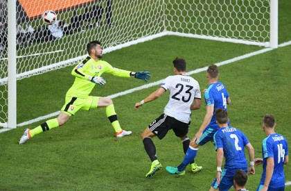 GERMANIA-SLOVACCHIA VIDEO GOL HIGHLIGHTS