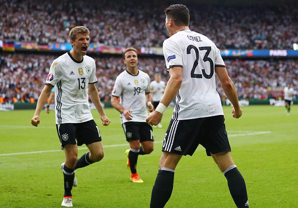 IRLANDA DEL NORD-GERMANIA 0-1 VIDEO GOL HIGHLIGHTS