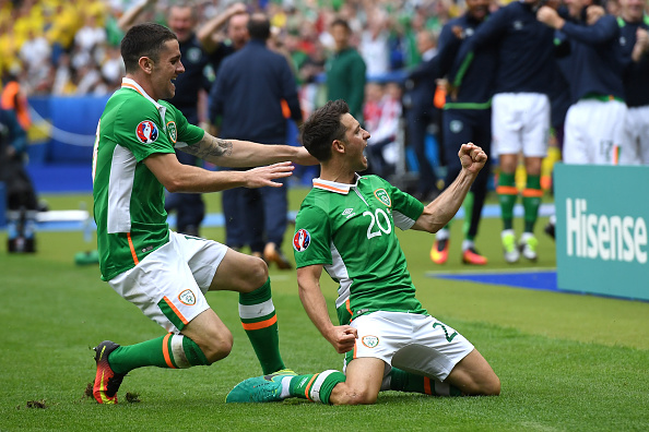 IRLANDA-SVEZIA 1-1 VIDEO GOL HIGHLIGHTS