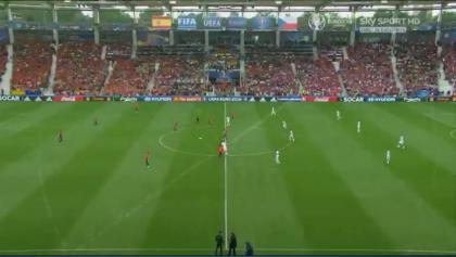 Spagna-Repubblica Ceca diretta Live