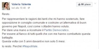 Elezioni Comunali 2016 Napoli