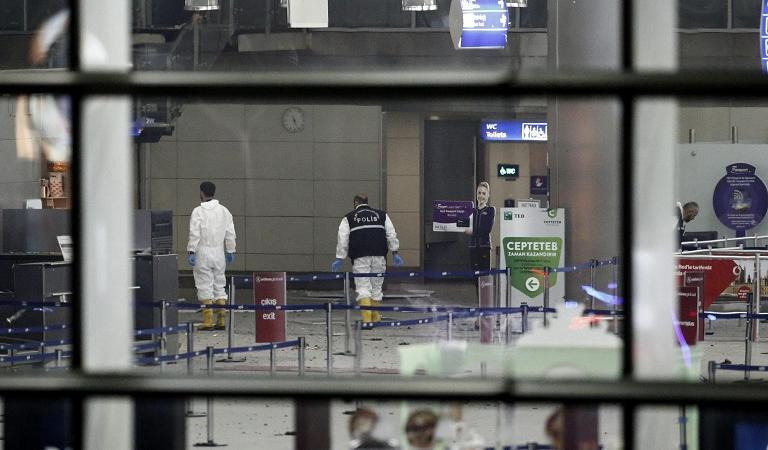 Attentato aeroporto Istanbul