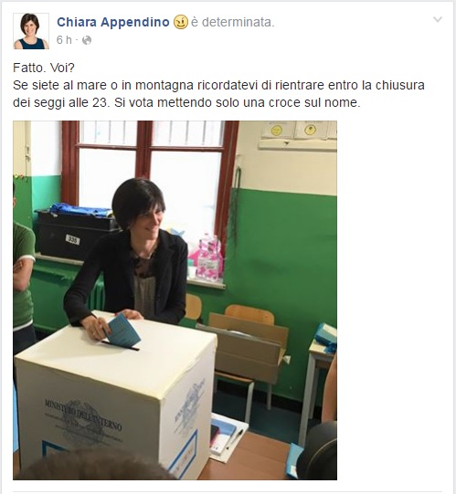 Risultati Ballottaggio sindaco Torino 2016