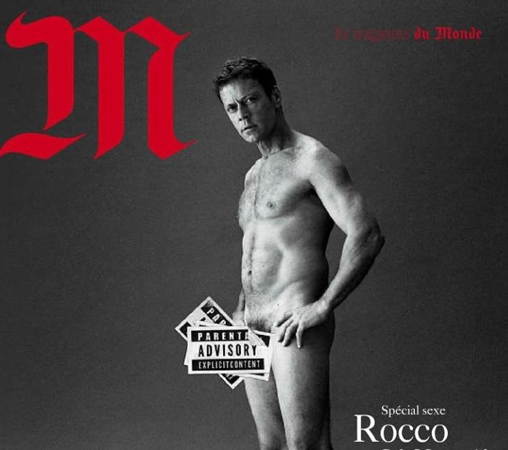 Rocco Siffredi scandalizza la Francia