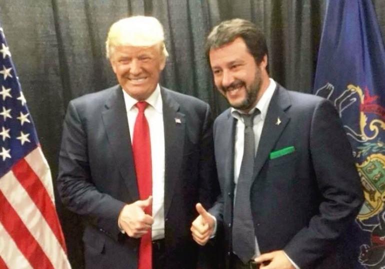 Trump boccia politica Lega Nord e dice: