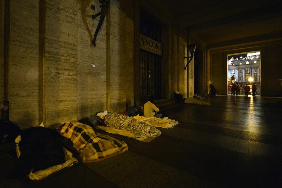 senzatetto numeri e informazioni su homeless in italia