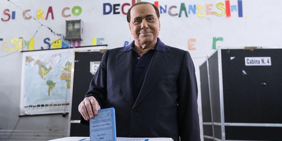 Silvio Berlusconi successione