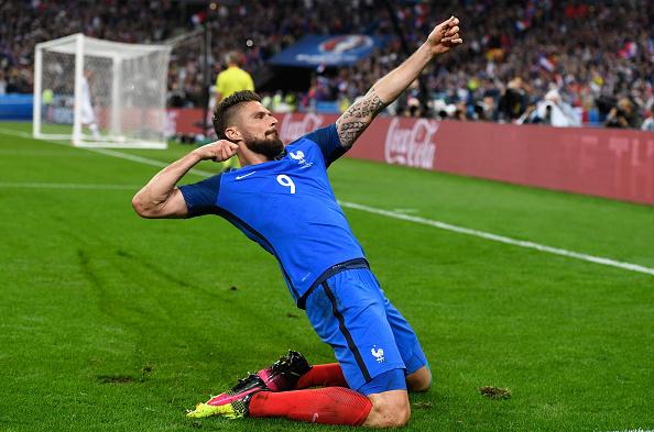 Francia-Islanda 5-2 video gol highlights