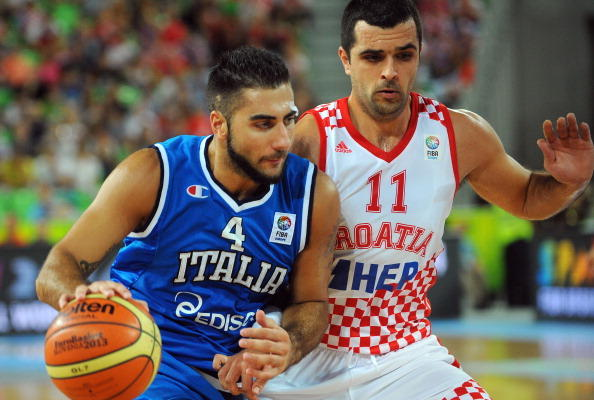 ITALIA-CROAZIA DIRETTA STREAMING LIVE BASKET