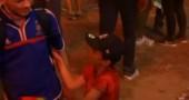 Europei 2016: il bambino portoghese che consola il tifoso francese | VIDEO