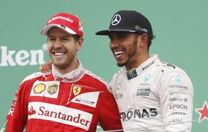 Lewis Hamilton Ferrari