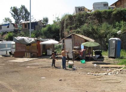 Mafia capitale campi rom