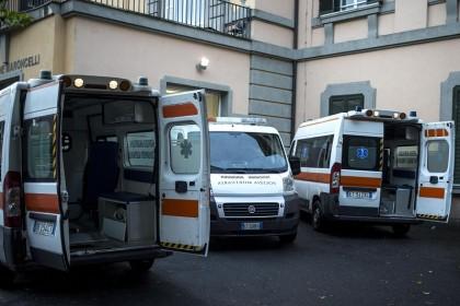 Incendio in ospedale S. Camillo Roma, un morto ++RPT++