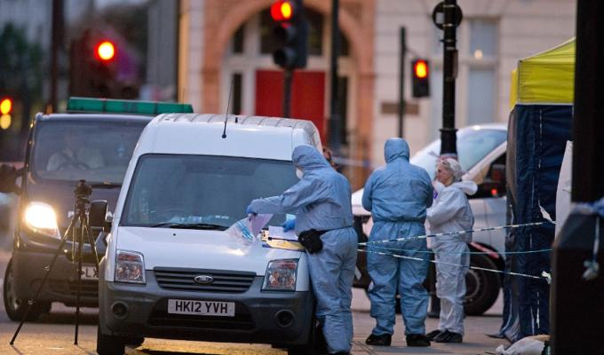 Attentato coltellate Russell Square Londra