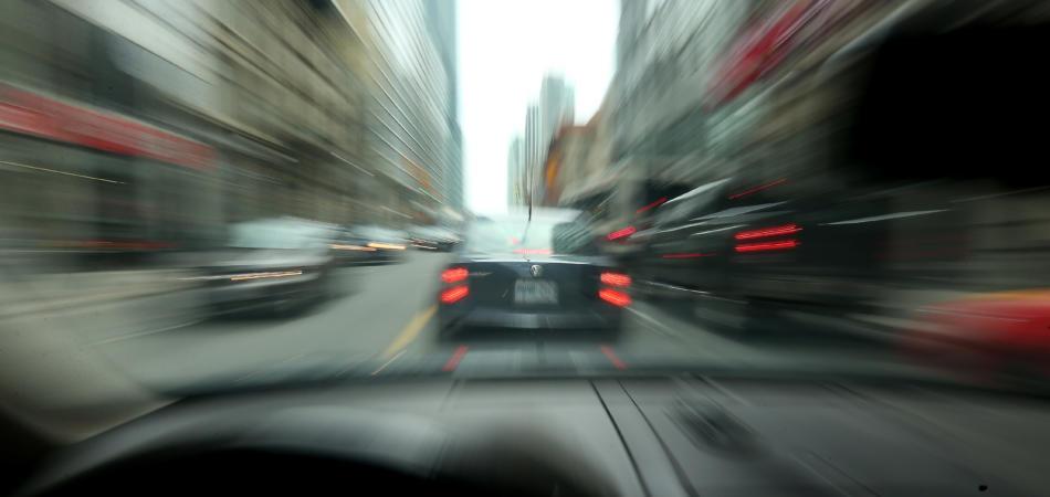 amaxofobia paura di guidare