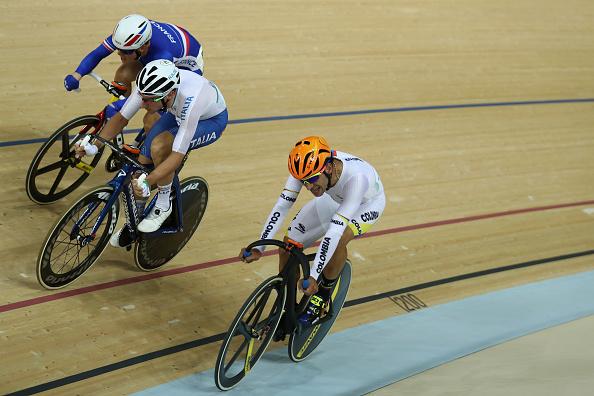 Elia Viviani Rio 2016 Olimpiadi ciclismo