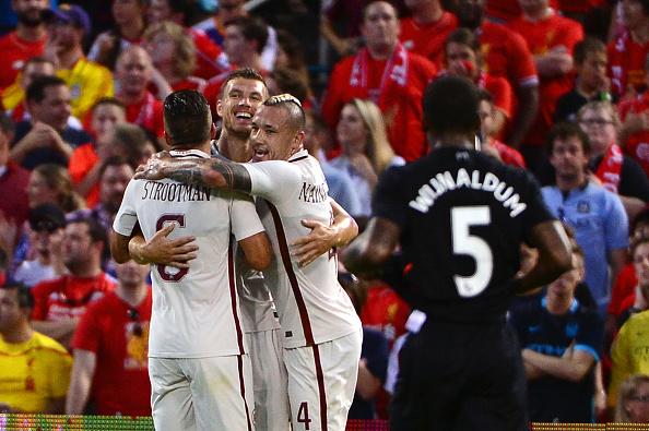 LIVERPOOL-ROMA 1-2 VIDEO GOL HIGHLIGHTS