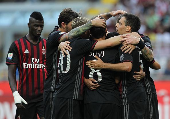 MILAN-TORINO 3-2