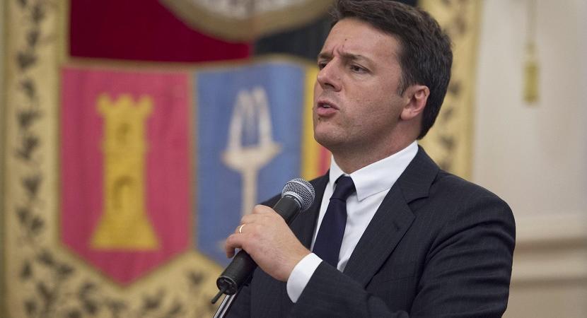 Matteo Renzi topi
