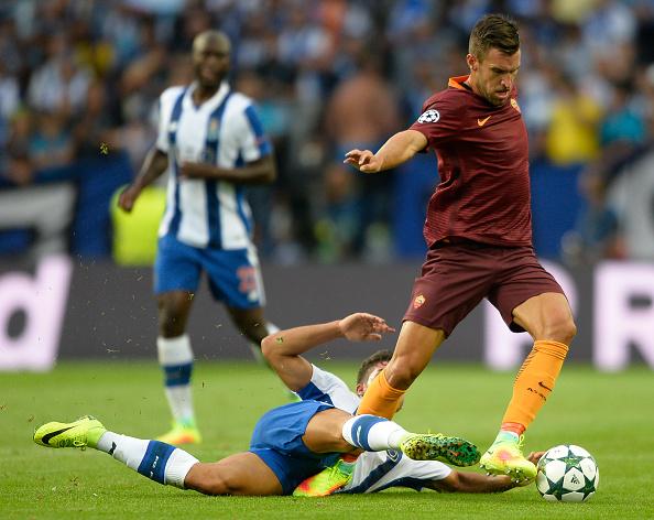Roma   Porto: PORTO-ROMA 1-1