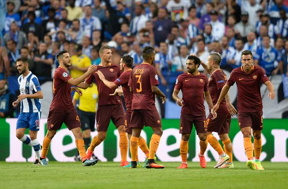 PORTO-ROMA 1-1