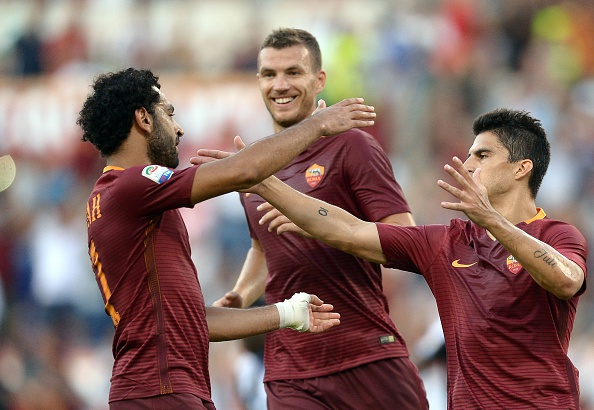 ROMA-UDINESE 4-0 VIDEO GOL HIGHLIGHTS