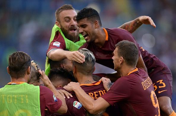 ROMA-UDINESE 4-0