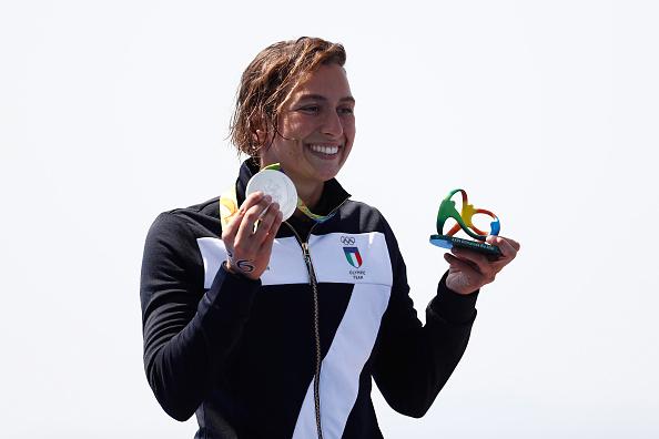 Rachele Bruni Rio 2016 argento nuoto 10 km