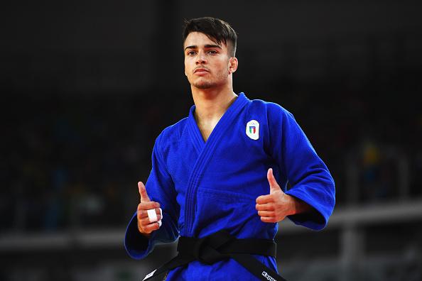 Rio 2016 Fabio Basile medaglia oro Judo