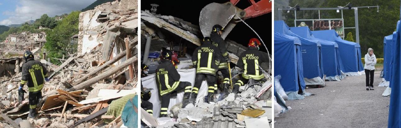 Terremoto nel centro Italia: 281 i morti. Altre scosse ad Amatrice. Salvate 238 persone, ma sono ancora 120 le vittime senza un nome | DIRETTA
