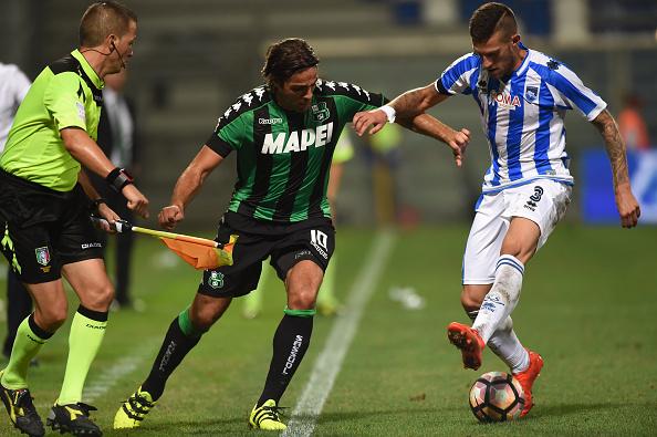 Sassuolo-Pescara 0-3