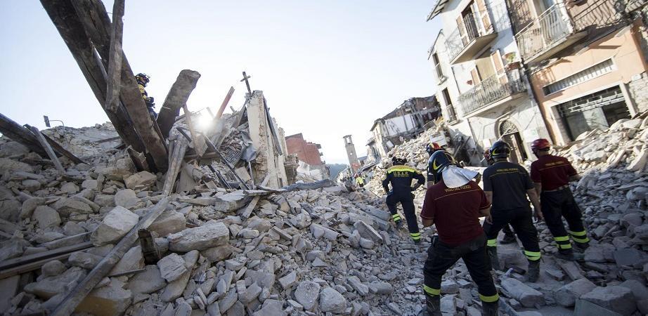 Terremoto Amatrice sprechi