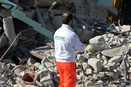 Terremoto amatrice impiegato