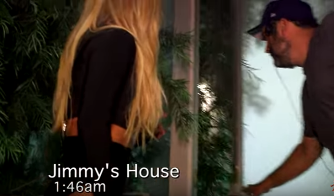 Britney Spears Jimmy Kimmel video