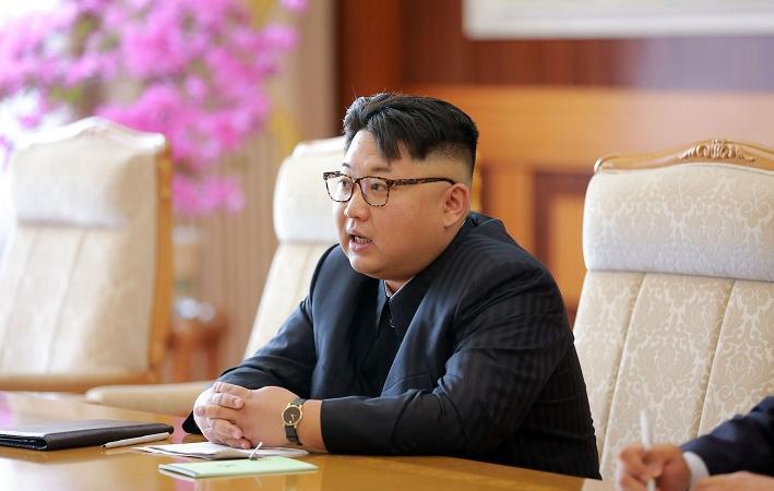 corea del nord kim jon un