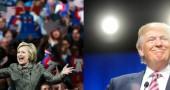 Sondaggi Elezioni Usa 2016, chi è il favorito tra Hillary Clinton e Donald Trump