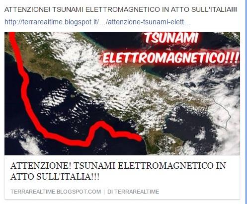 terremoto complotti