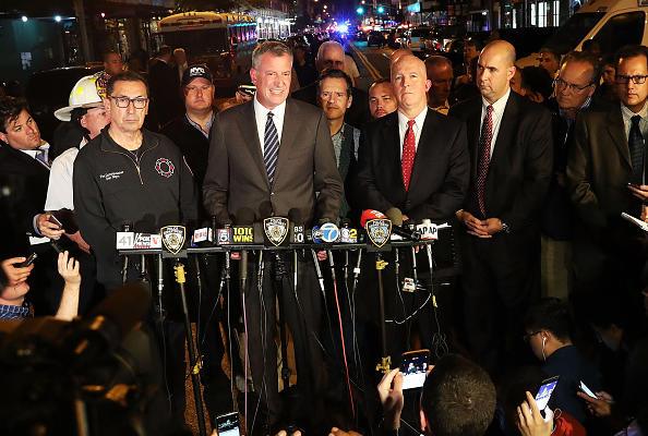 Attentato bomba New York