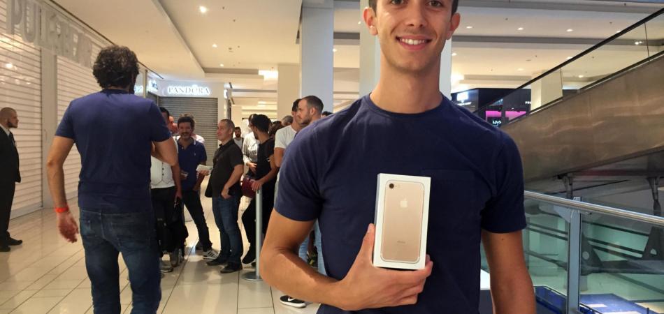 iPhone 7 in Italia
