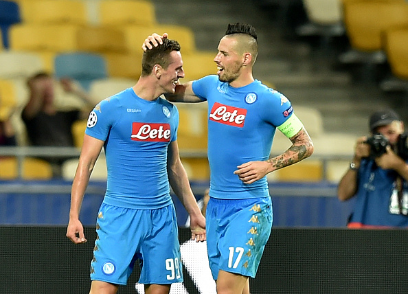 DINAMO KIEV-NAPOLI 1-2 VIDEO GOL HIGHLIGHTS