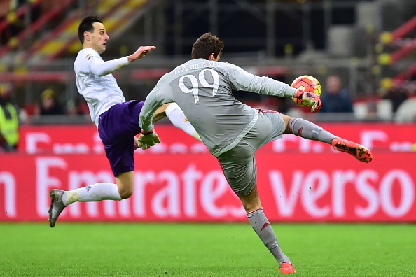 Pareggio tra Fiorentina e Milan