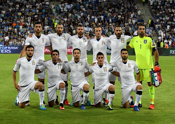 ISRAELE-ITALIA 1-3 PAGELLE