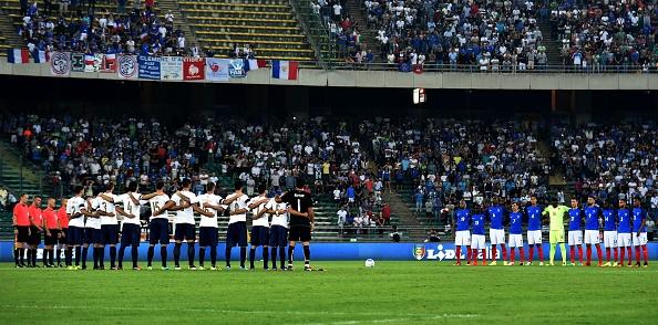 Italia-Francia fischi inno Marsigliese
