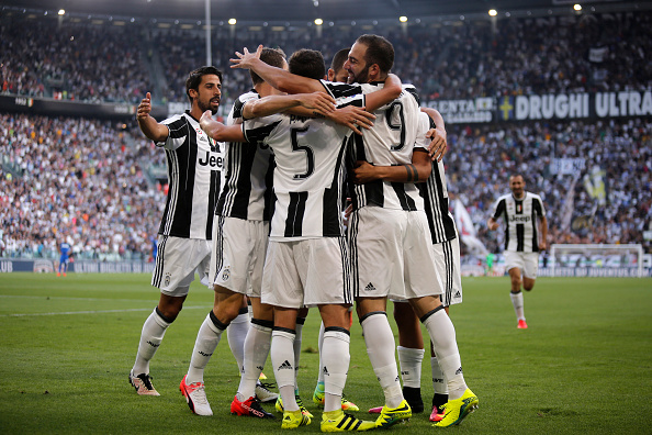 Sassuolo–Juventus: JUVENTUS-SASSUOLO 3-1