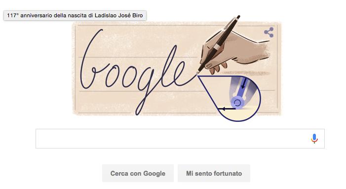 Oggi è la giornata di Biro: inventò la confortevole penna a sfera
