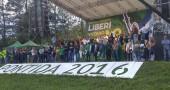 Pontida, Salvini liquida Bossi e dissidenti. Per la Lega è svolta nazionale | VIDEO