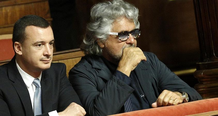 Rocco Casaleggio M5S Casaleggio