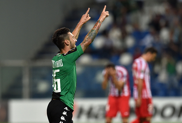 SASSUOLO-ATHLETIC BILBAO 3-0 VIDEO GOL HIGHLIGHTS