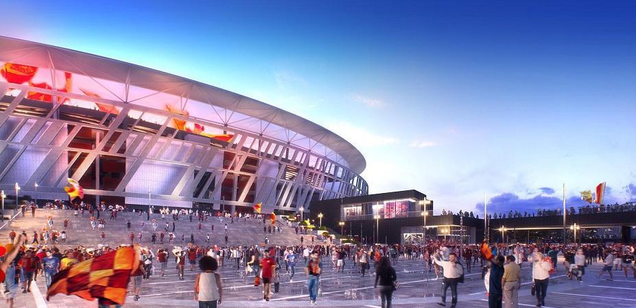 Stadio Roma Regione