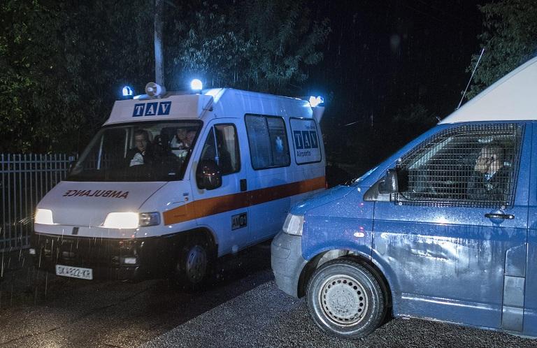 Aereo Privato Caduto In Iran : Macedonia precipita un aereo tutte italiane le vittime